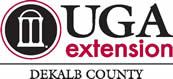 UGA Extension Dekalb County Logo