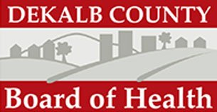 Dekalb County Board of Health Logo