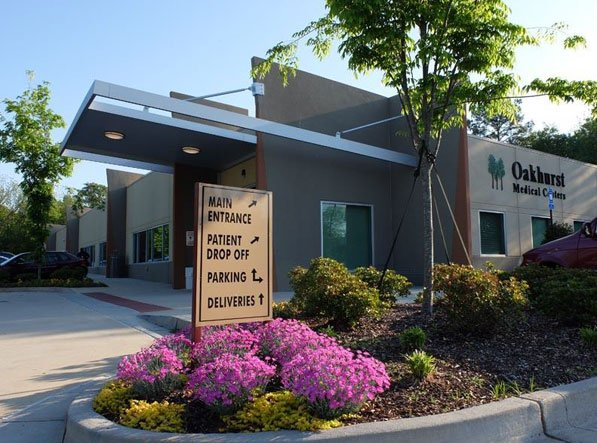 oakhurs medical centers home office